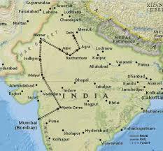 maharaja express train luxury train journey from mumbai to delhi