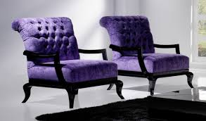 Purple Livingroom by Modern Purple Accent Chairs Living Room Luxury Purple Accent