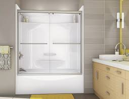 kdts 3060 alcove or tub showers bathtub maax professional and aker hi resolution