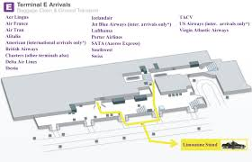 Airport Terminal Floor Plans by Allegro Town Car Services Logan Airport Information Ma Nh