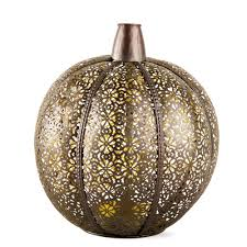 home depot halloween lights tag 9 6 in filigree halloween medium pumpkin lantern tag207505