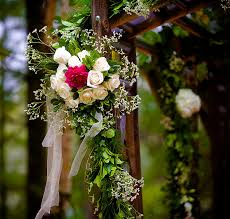 Wedding Trellis Flowers Wedding Ceremony Flower Accessories Lake Placid Flower And Gift