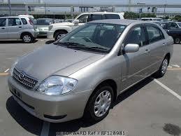 toyota corolla 2001 sedan 2001 toyota corolla sedan g ta nze121 usados en venta bf128981