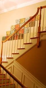 Decorating Staircase Wall Ideas Stairs Wall Decoration Ideas Staircase Modern With Gallery Wall