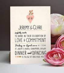 Wedding Invitations Galway Design Our Day Wedding Invitations 5 X 7 U2013 Design Our Day Wedding