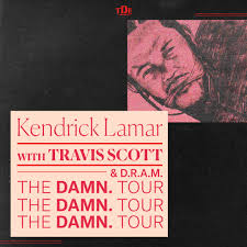kendrick lamar will bear witness with the damn tour t mobile arena