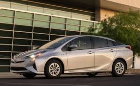 toyota list of cars toyota prius is only electrified car on consumer reports top 10 list