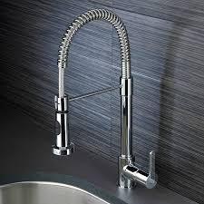 robinet pour cuisine 3 types de robinets pour un évier de cuisine moderne