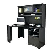 Bush Cabot Corner Computer Desk Bush Cabot Corner Computer Desk 60 With Hutch Tandemdesigns Co