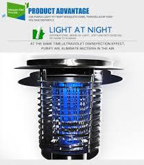 Outdoor Bug Lights by Agptek Indoor Outdoor Wireless Solar Power Mosquito Killer Uv Lamp