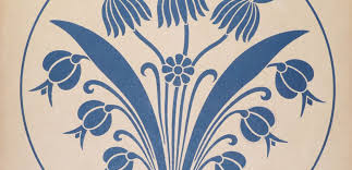 nouveau ornamental motifs in hungarian style europeana