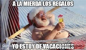 Memes De Santa Claus - memes frases im磧genes de santaclaus en quebolu