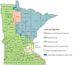 Minnesota vegetaion images Minnesota land use and cover recent jpg