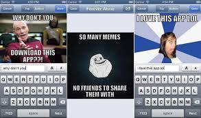 Meme Iphone App - crear memes desde el celular con estas apps gratuitas