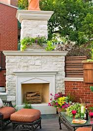 Mexican Outdoor Fireplace Chiminea 20 Outdoor Fireplace Ideas Midwest Living