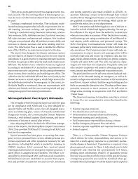 chapter 3 findings an airport guide for regional emergency