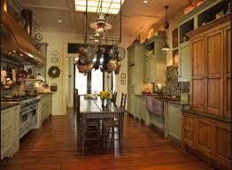 paula deen kitchen design tour paula deen s savannah riverside home river bend chats