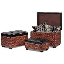 ottomans and stools afw