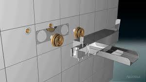 5 single lever bath shower mixer set youtube