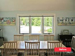 In The StudioUnderwater Theme For Cape Cod Dining Room - Dining room windows