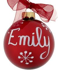 birthstone ornament 38 best christmas ornaments personalized images on