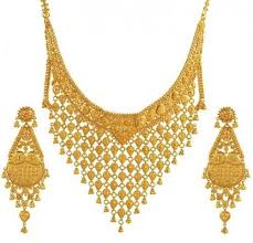 gold har set gold necklace at rs 90400 set s gold necklace id 8149498648