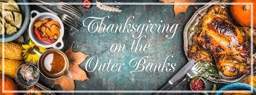 outer banks restaurants serving thanksgiving dinner