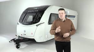 swift elegance u0026 sterling continental caravan interior design