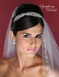 bridal tiaras symphony bridal 7010cr symphony bridal tiaras oliverio s bridal