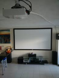 How To Hang Projector From Ceiling by Home Theater Projector Mounting Systems Brisbane Projector