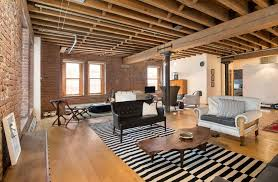 industrial apartments industrial apartment ceiling stylish industrial loft interior