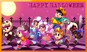 Halloween Animal Crossing by Smashing Halloween By Tamarinfrog On Deviantart