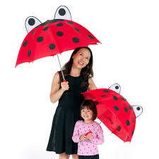 kid u0027s umbrella u2013 buy ladybug printed fun umbrella online u2013 kidorable