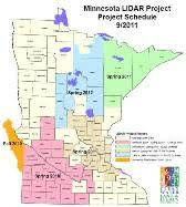 minnesota topographic map mn elevation mapping project