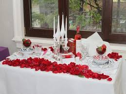 valentine dinner table decorations how to set up a candle light dinner romantic table setting ideas
