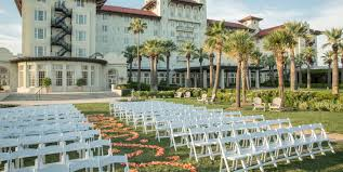 galveston wedding venues hotel galvez s preferred wedding and event vendors