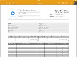 phone repair invoice template cell receipt sample professional