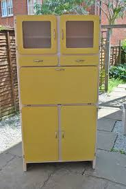 1950s Kitchen Furniture Vintage Retro 1950s Kitchen Cabinet Larder Cupboard 1960s Larder