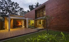 gallery of brick house architecture paradigm 8