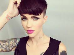 how to get ruby rose haircut ruby rose haircut buscar con google ruby rose pinterest