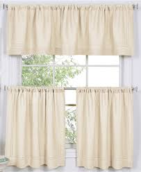 Gray Cafe Curtains Gray Cafe Curtains Medium Gray Color Tier Kitchen Curtain Two