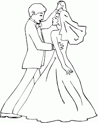 wedding coloring pages free online kids coloring