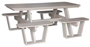 amish poly furniture snook u0027s okoboji