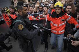 40 stirring images of catalonia u0027s independence referendum u2013 and
