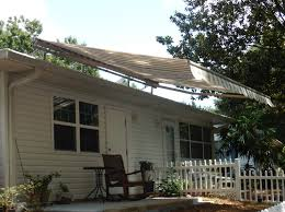 Roof Mounted Retractable Awning Motorized Retractable Screens And Awnings At Proretractable