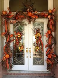 fall door decorations best 25 fall front doors ideas on fall decorating