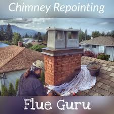 chimney caps repairs service installations victoria bc flue guru