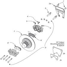 trailer disc brake installation instructions
