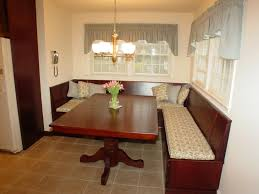 built in bench seating kitchen dimensions design plans for table