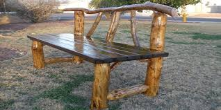 rustic outdoor patio furniture designs and ideas 2018 2019